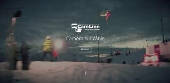 Un nouveau site pour Camline Prod