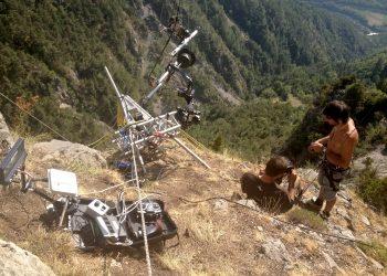 Drone ou cable cam ? – 2 outils concurrents ou complémentaires ?