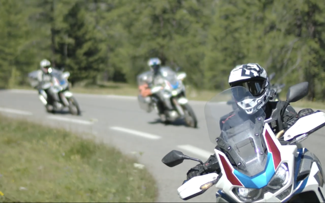 Nouvelle Honda Africa Twin 2020