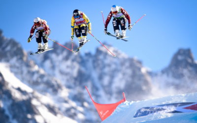 Ski-cross – Coupe d'Europe à Val Thorens
