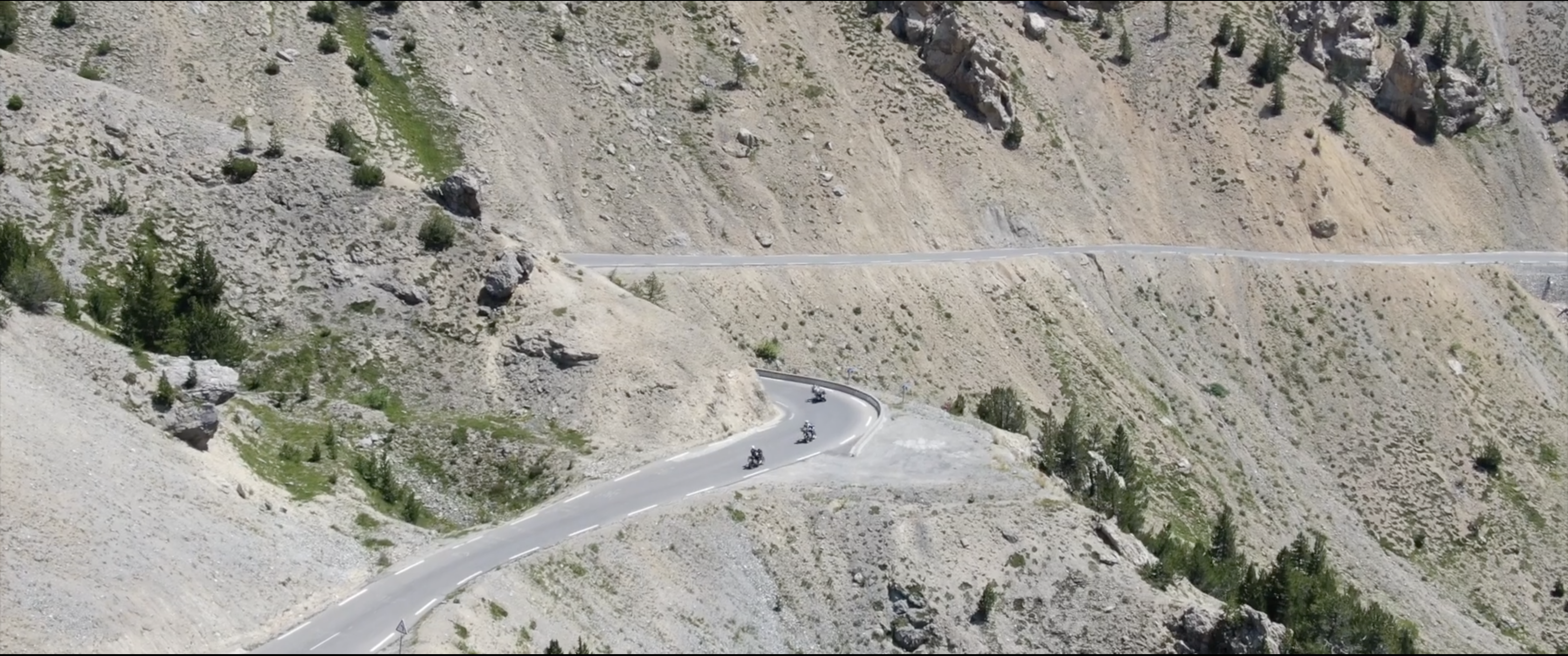 webserie vidéo honda moto