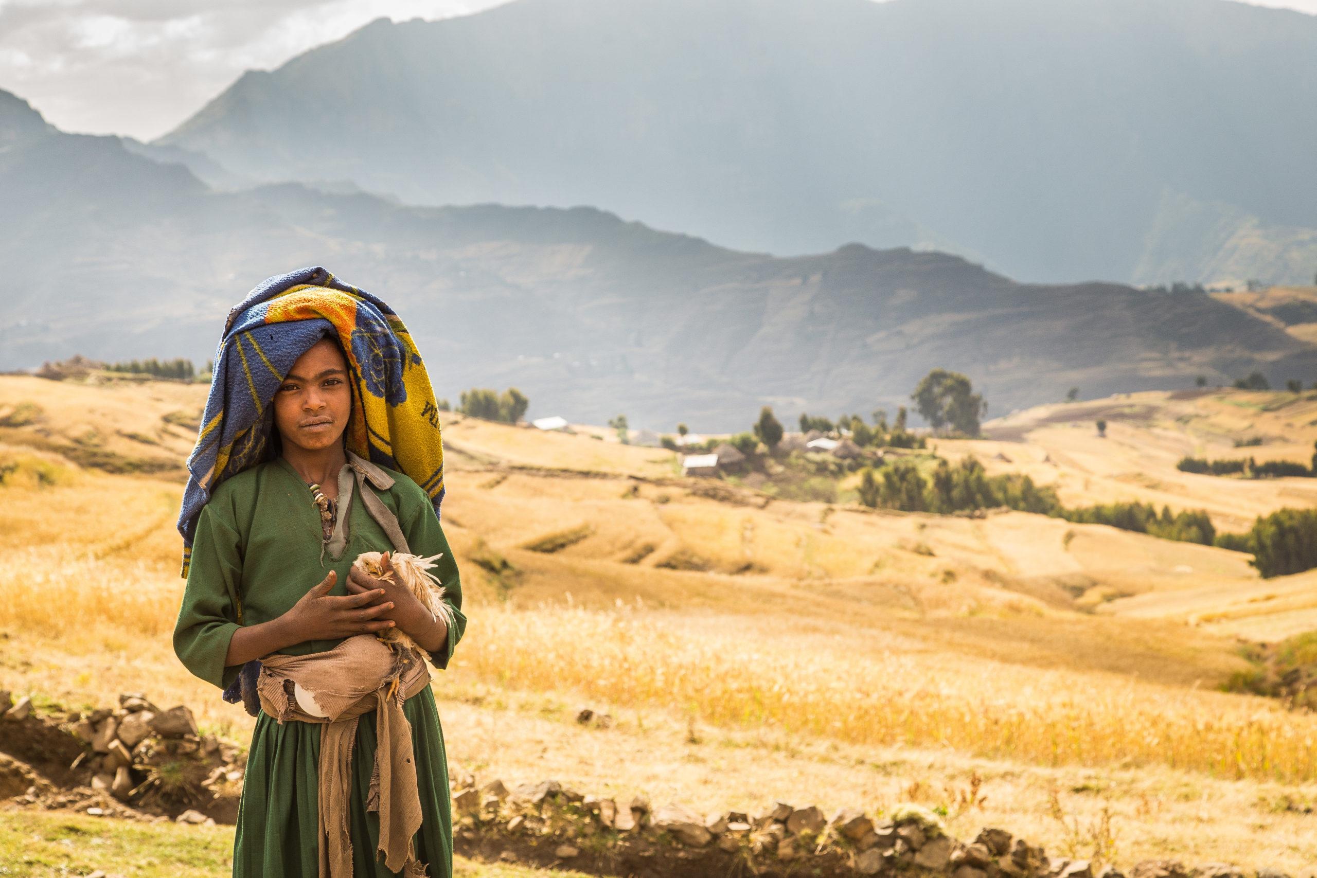 ethiopie Simien