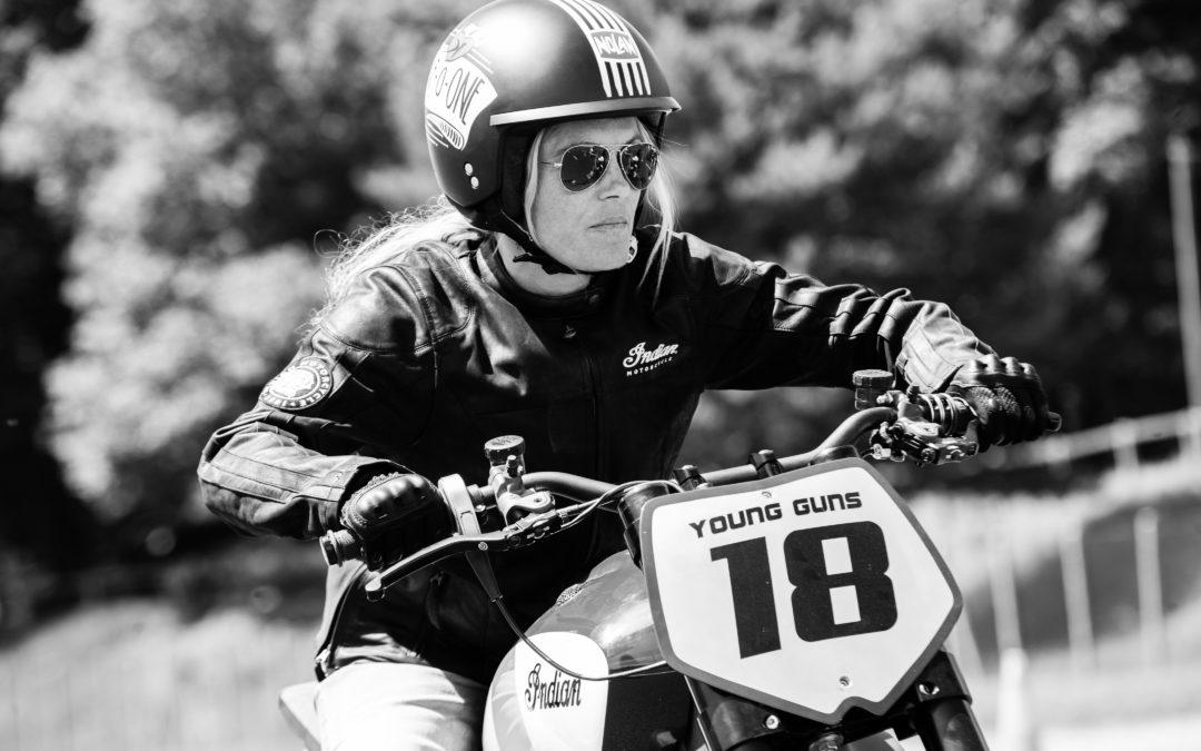 Indian Motorcycle vidéo à Glemseck 101