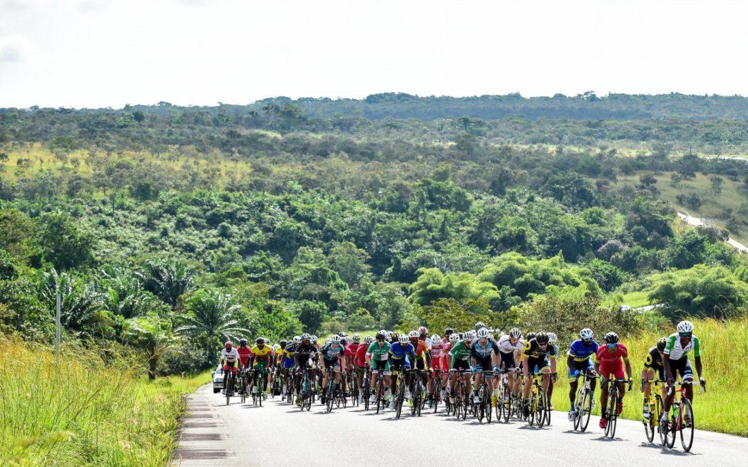 Tropicale Amissa Bongo Tour du Gabon cycliste 2019