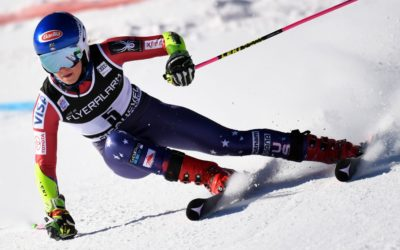 Coupe du Monde ski alpin dames Courchevel