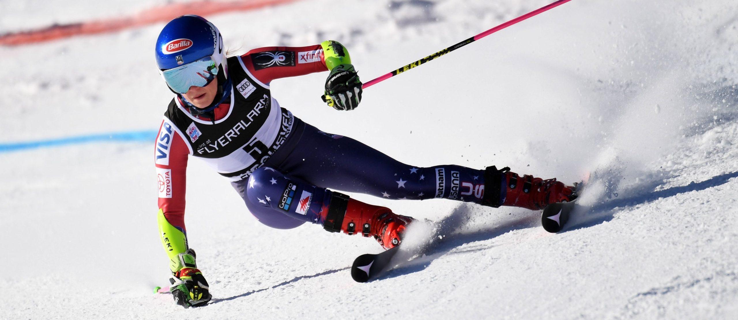 Coupe du Monde ski alpin dames Courchevel