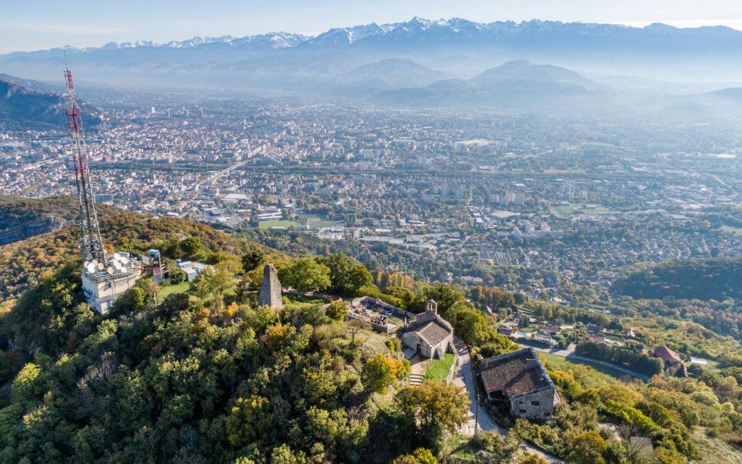 Prestation drone Grenoble Metropole