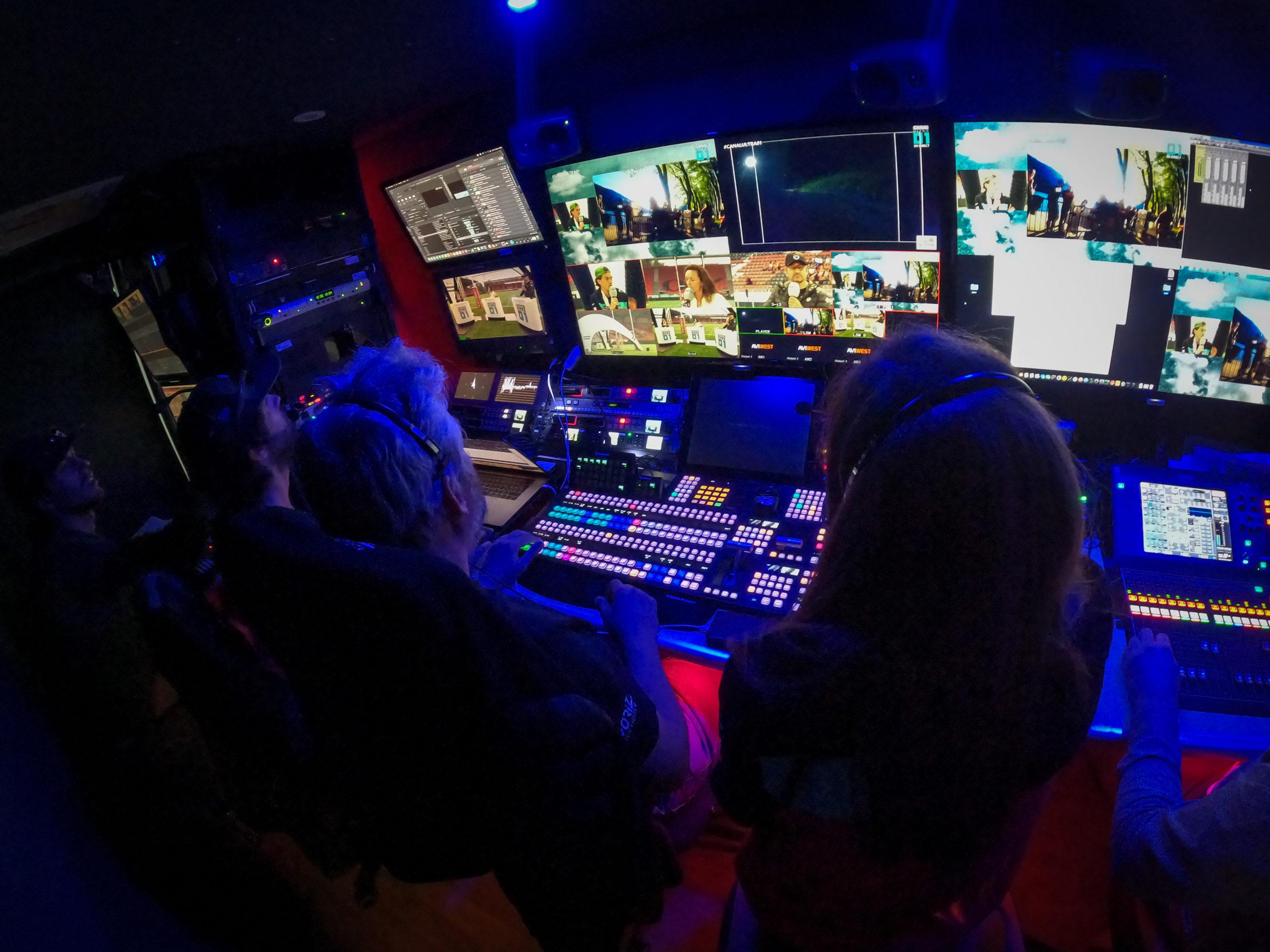 Ultra trail regie live direct